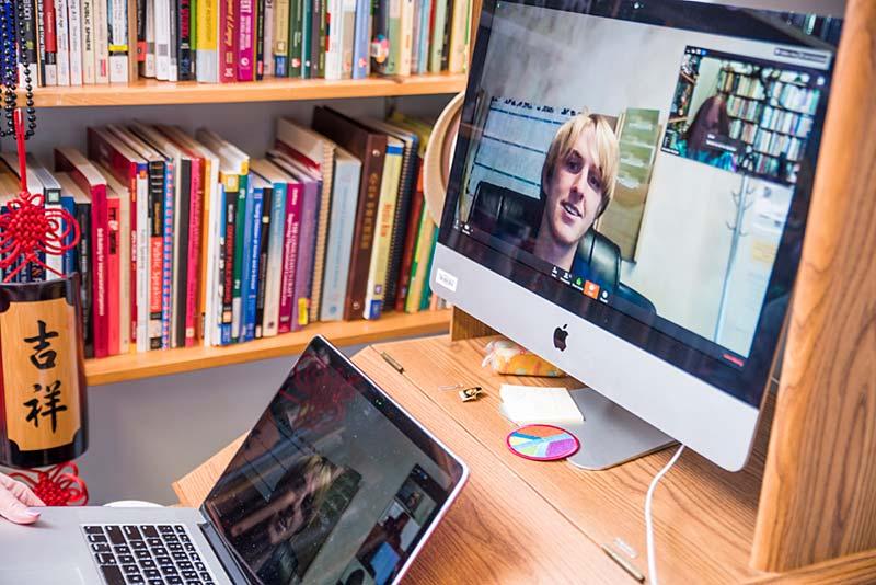 Virtual Student Meeting